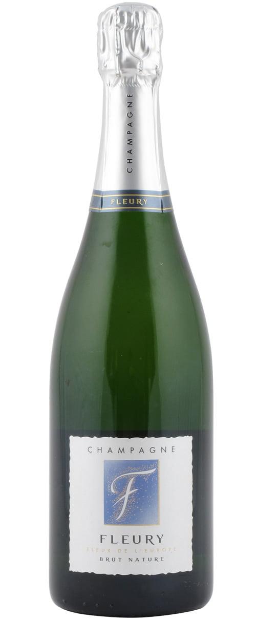 Champagne Fleury Fleur de l'Europe Brut Nature